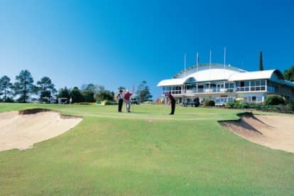 Gympie Golf Course 1