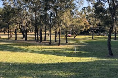 Gympie Golf Course 5