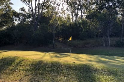 Gympie Golf Course 7
