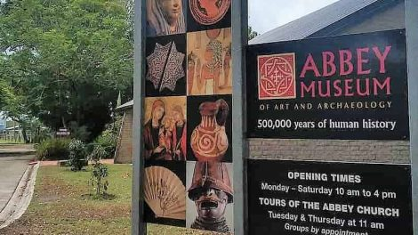 Abbey Museum Of Art And Archaeology