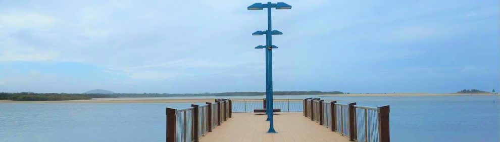 Cotton Tree Pier