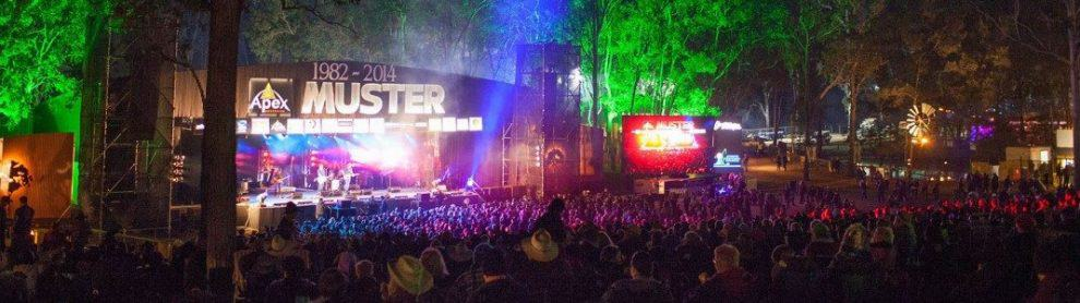 music muster - Muster