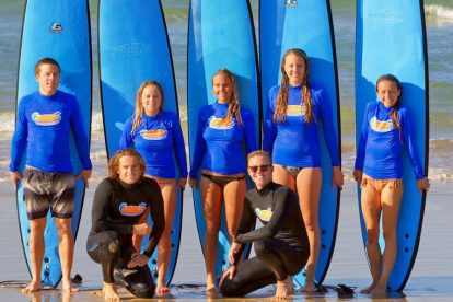 Surfing Lessons 01