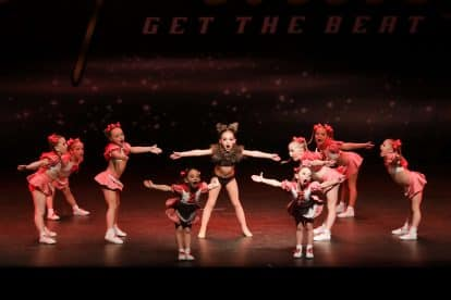 Get The Beat National Dance Championships
