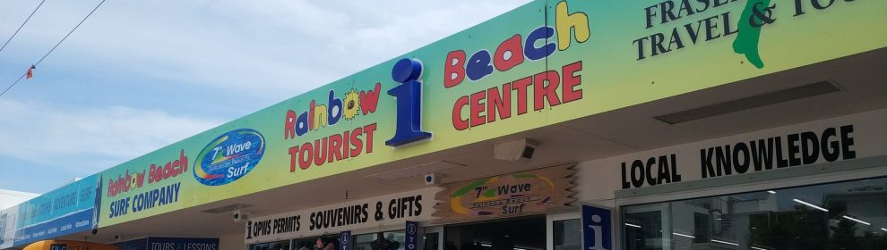 Rainbow Beach Commerce And Tourism